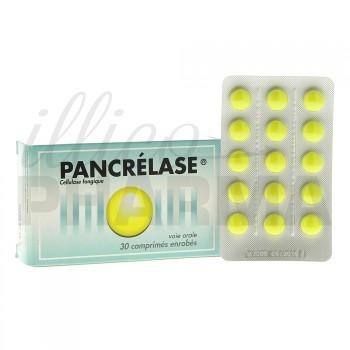 Pancrelase 30cpr