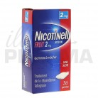 Nicotinell Fruit 2mg 36gommes