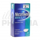 Nicotinell Menthe 2mg 36cpr