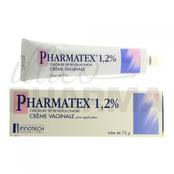 Pharmatex 1,2% sans applicateur