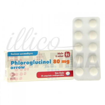 Phloroglucinol Arrow 80mg 20cpr