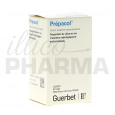Prepacol 4cpr + Fl30ml