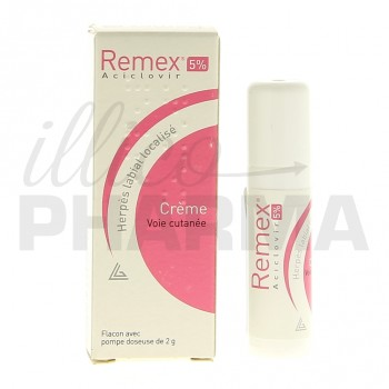 Remex 5% Crème 2g