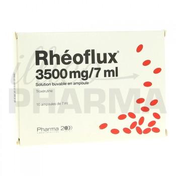 Rheoflux 3500mg 10Amp/7ml