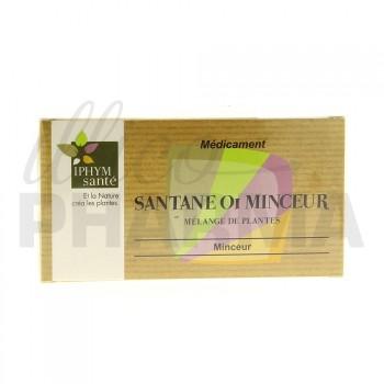 Santane O1 tisane minceur 24Sachets