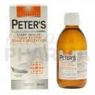 Sirop Peter's 0,049% 250ml