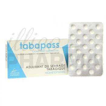 Tabapass 25cpr
