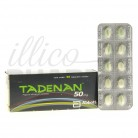 Tadenan 50mg 30caps