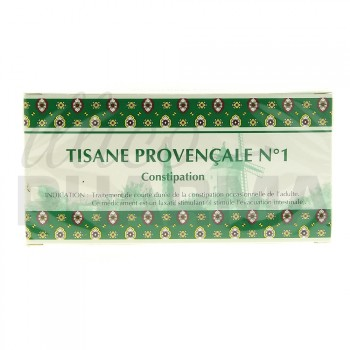 Tisane Provençale n°1 24 sachets
