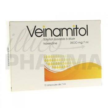 Veinamitol 10Amp/7ml
