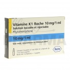 Vitamine K1 Roche 10mg/ml 3Amp/1ml