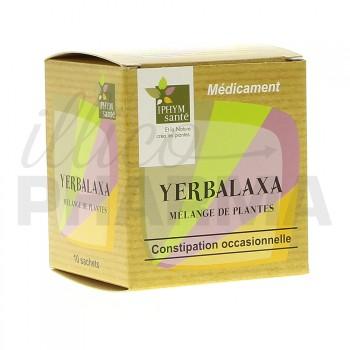 Yerbalaxa tisane 10 sachets