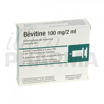 Bevitine 100mg/2ml Ampoule