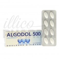 Algodol 500mg 16cpr