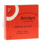 Antalyre Collyre 10unidoses