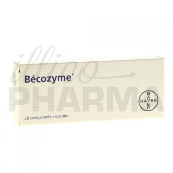 Becozyme 20cpr