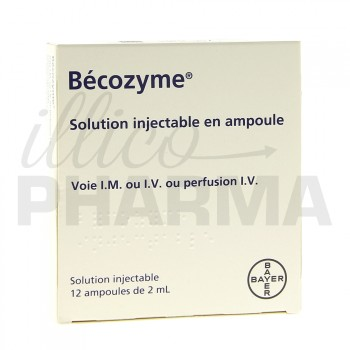 Becozyme Ampoules