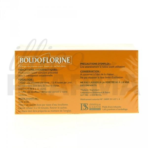 boldoflorine tisane 48 sachets tisanes pharmacie en. Black Bedroom Furniture Sets. Home Design Ideas