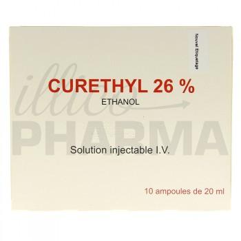 Curethyl 26% 10Amp/20ml
