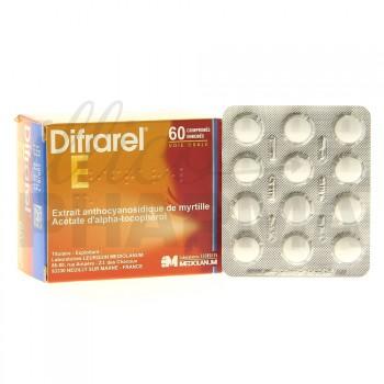 Difrarel E 100mg 60cpr