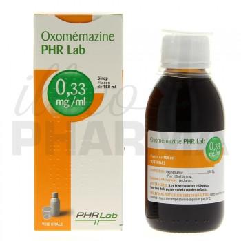 Oxomemazine TEVA 150ml