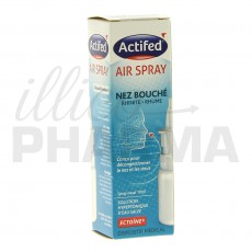 Actifed Air Spray