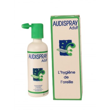 Solution auriculaire Audispray