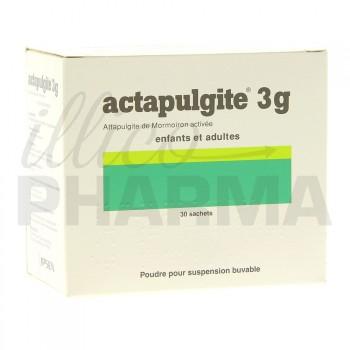 Actapulgite 3g 30sachets