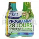 4321 Programme 28 jours pomme/kiwi