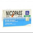 Nicopass 1,5mg x12 Eucalyptus