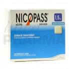 Nicopass 1,5mg x144 menthe...
