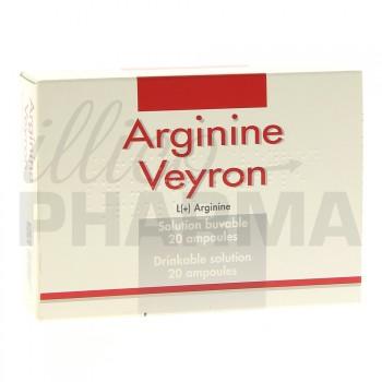 Arginine Veyron 20Amp/5ml