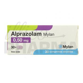 Alprazolam usp 0.5 mg