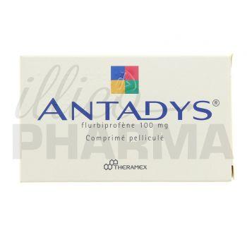Antadys 100mg 15cpr - Antiinflammatoires ...