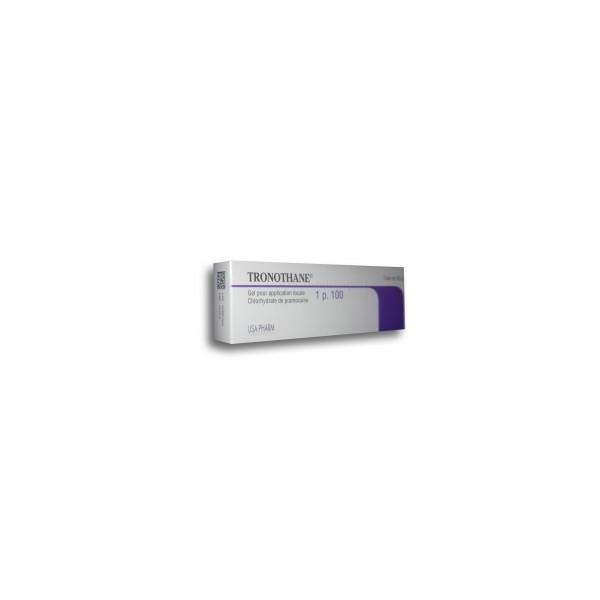 Tronothane gel 1% - Médicament Hémorroides - IllicoPharma