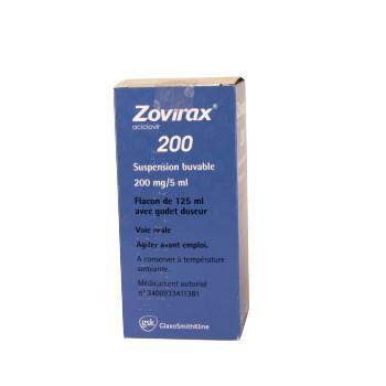 Zovirax 5% Crème 2g