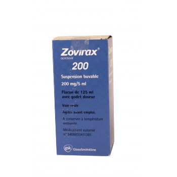 Zovirax 5% Crème - Médicament Herpès - IllicoPharma