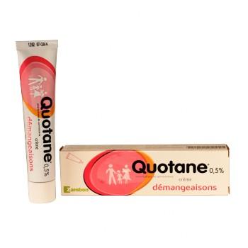 Quotane 0,5% Crème 30g