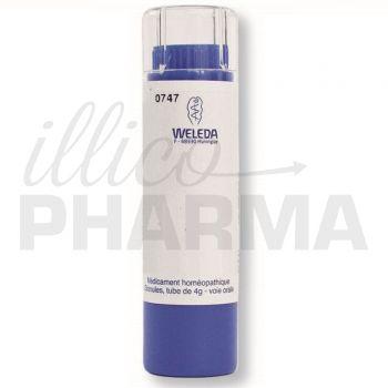 Zincum valerianicum granules Weleda
