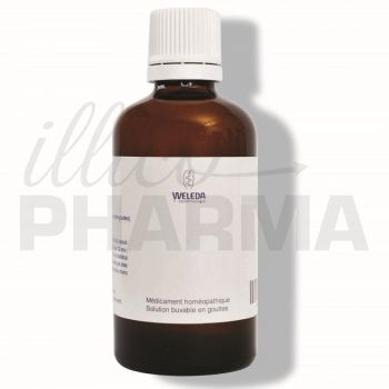 Hepatine D8 Dilution Weleda