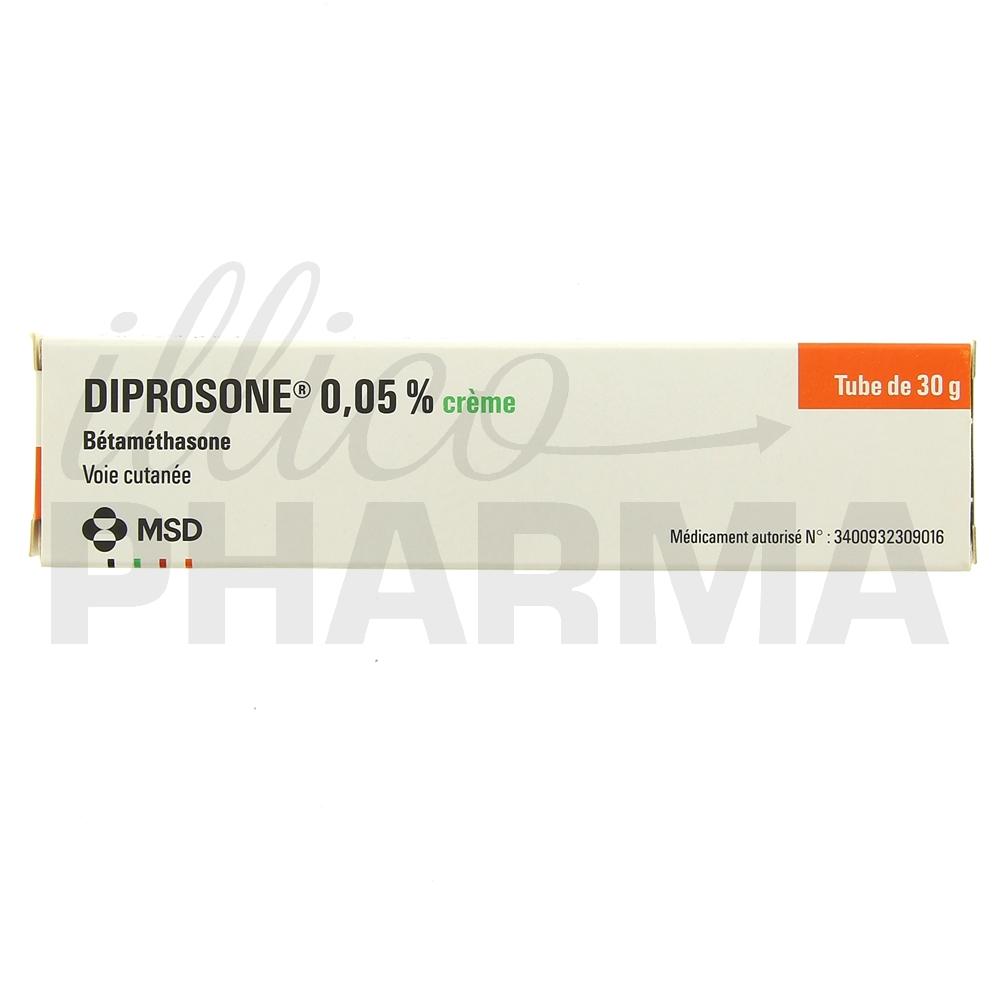 Diprosone crème 30g - Corticoïdes à usage topique