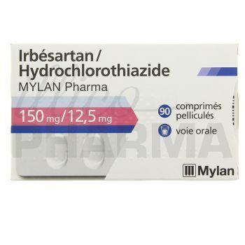 Le Coût De Hydrochlorothiazide and Irbesartan