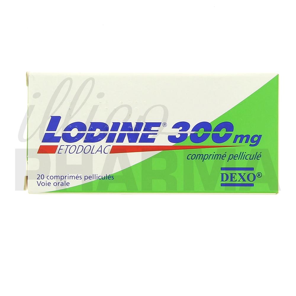 Etodolac 300 Mg Uses