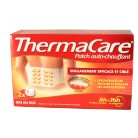 Thermacare Dos - 2 patchs chauffants