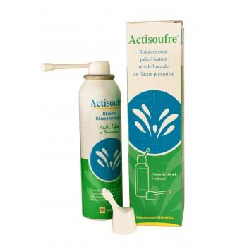 Actisoufre pulvérisation nasale/buccale