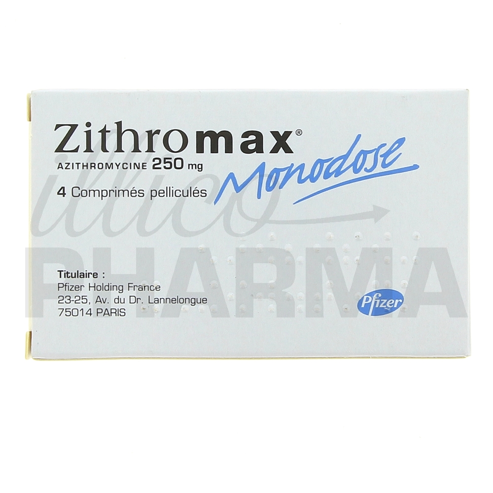 Zithromax md preparacion de pizza