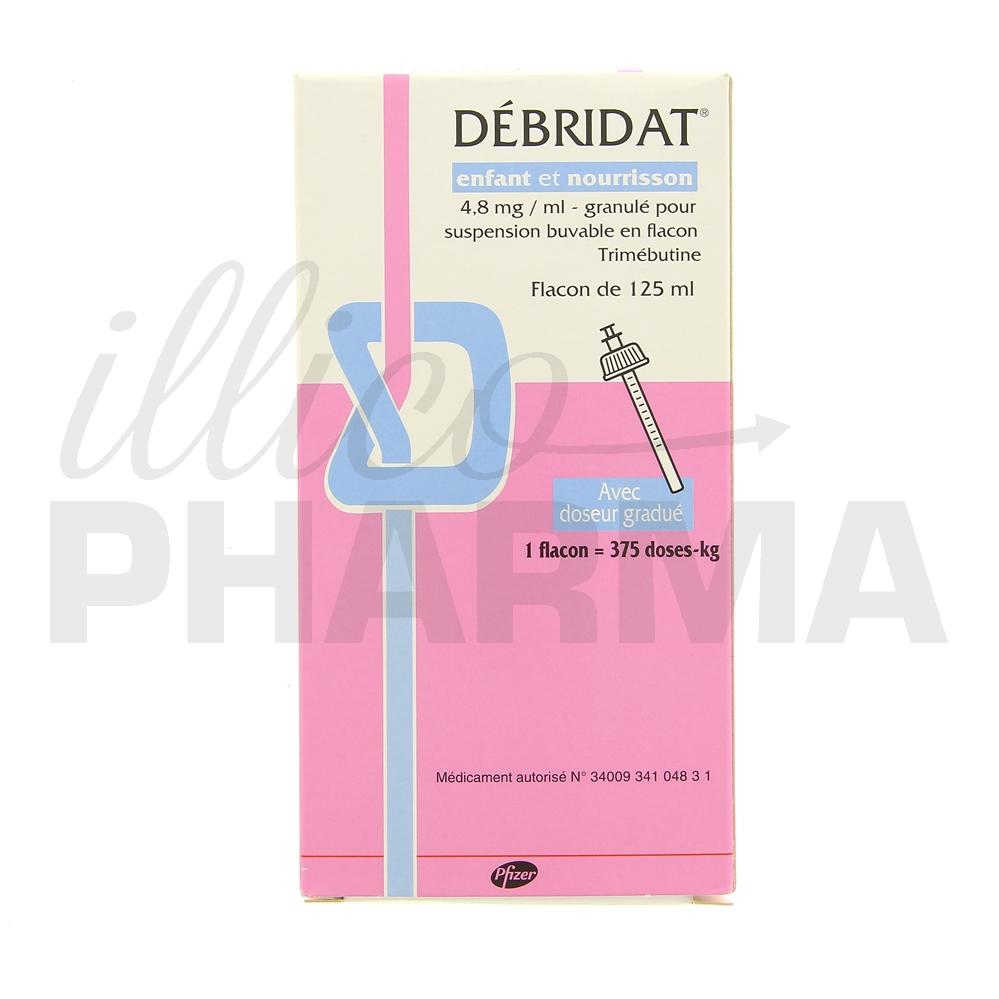 Débridat suspension buvable - Troubles digestifs