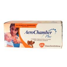 Aerochamber+ enfant 1/6ans