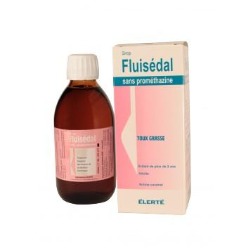 Fluisedal sirop sans promethazine 250ml