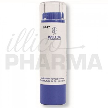 Dyscrasite granules Weleda